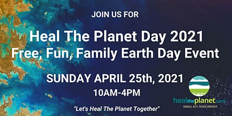 Heal The Planet Day tickets