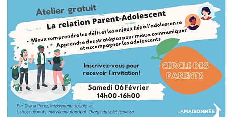 La relation Parent - adolescent billets