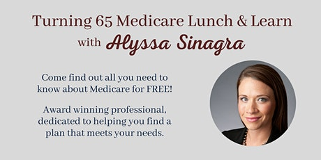 Avery Hall Insurance Turning 65 Medicare Webinar with Alyssa Sinagra tickets