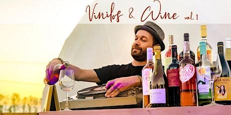 Vinilos & Wine - Vol.1 entradas