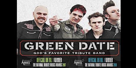 Green Date live Eleven stoke tickets