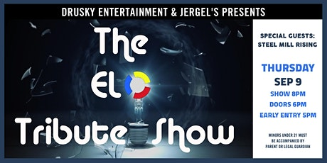 The ELO Tribute Show  - A Tribute to ELO tickets
