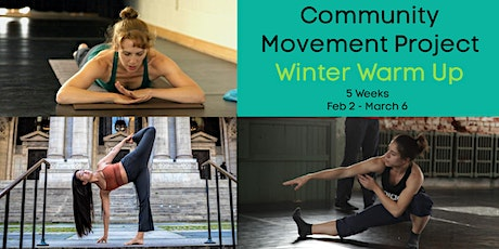 Winter Warm Up: Weekly PILATES/BARRE BLEND (Adult) tickets
