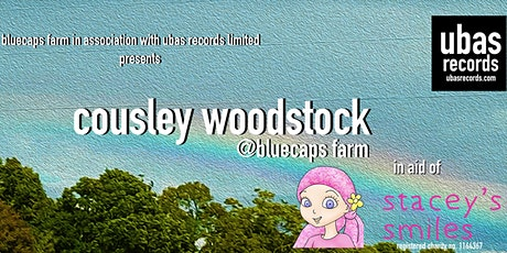 Cousley Woodstock Charity Picnic in aid of Stacey's Smiles tickets