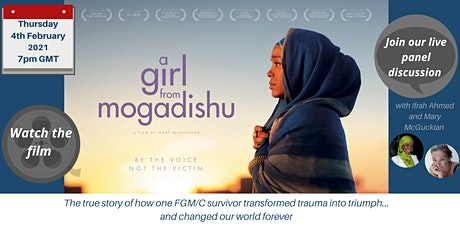 Film + LIVE panel discussion: A Girl From Mogadishu tickets