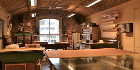 Meet the Paper Conservation Studio : dlr LexIcon Gallery tickets