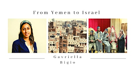 From Yemen to Israel: Conversations with my Grandmother tickets