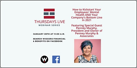 Thursdays Live: With Special Guest Penney Murphy tickets