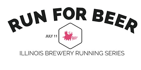 Beer Run - Twisted Hippo - 2021 IL Brewery Running Series tickets