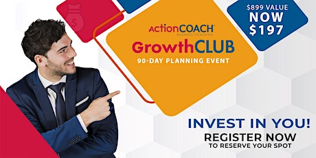GrowthClub: Prepare your Business Plan for 2021 - Q2 tickets
