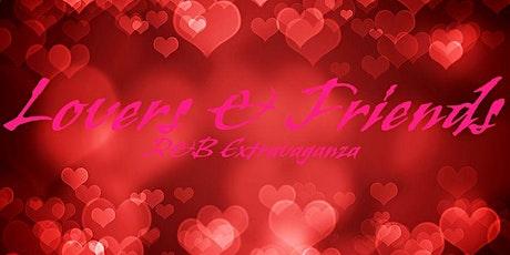Lovers & Friends R&B Extravaganza tickets