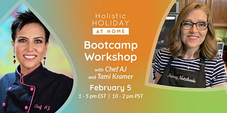 Plant-Based Batch Cooking Bootcamp tickets