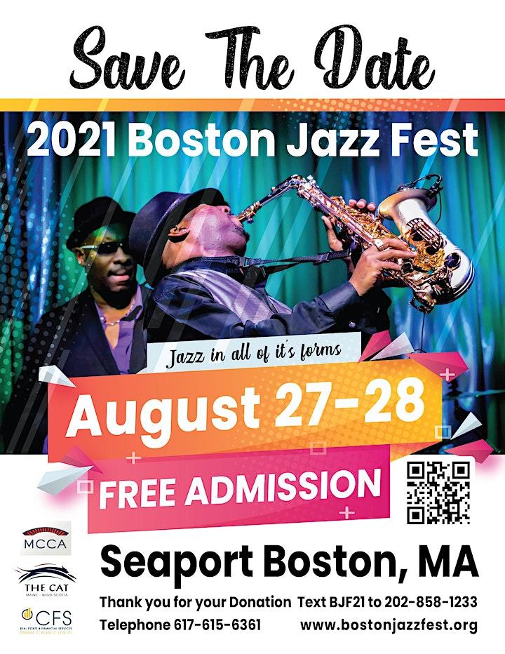 Boston Jazz Fest image