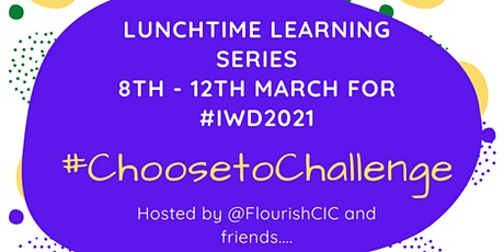 #IWD2021 -  How housing & living situations impact our ability to flourish tickets