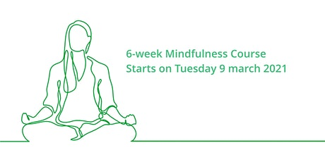 6-week Mindfulness Course on Zoom tickets