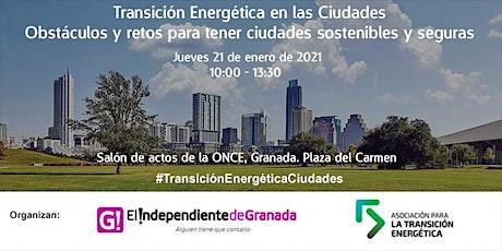 Transición Energética en las Ciudades entradas