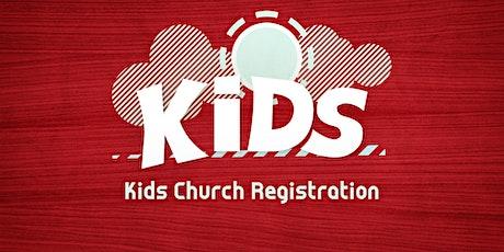 Kids Church & LIFE Groups - Pleasant Grove tickets