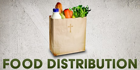 MAY 25  - Food Distribution tickets
