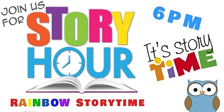 Rainbow Storytime with Ms. McLean tickets