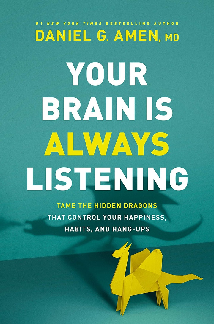 YOUR BRAIN IS ALWAYS LISTENING: Tame the Dragons That Control Your Mind image