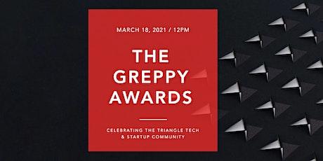 2021 Greppy Awards tickets