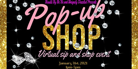 Virtual Pop-Up Shop tickets
