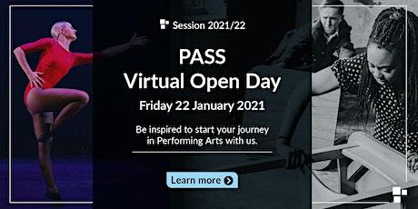 PASS Open Day tickets