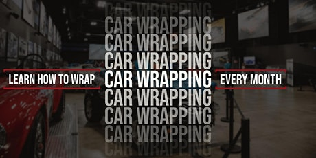 Exclusive Car Wrap Class. tickets