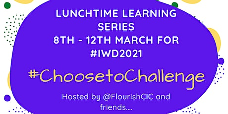#IWD2021 -  Diversifying Boards to Influence Change tickets