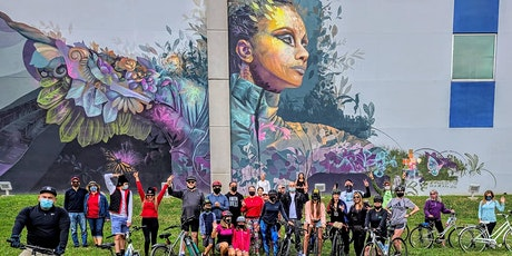 Choose954 Mural Tour #2 Via Bicycle Through Ft Lauderdale During FTLADW21 tickets