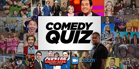 Comedy Quiz Live on Zoom with Carl Matthews tickets