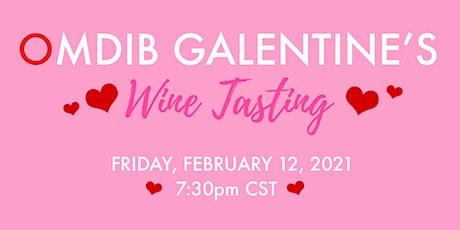 OMDIB Galentines Wine Tasting 2021 tickets