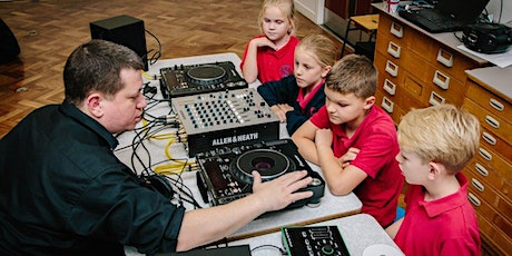 Robot Kind Music Making - Family Workshops tickets