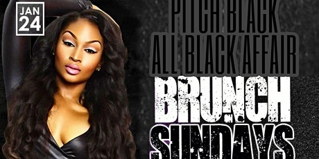 BRUNCH ON SUNDAY (ALL BLACK AFFAIR) tickets