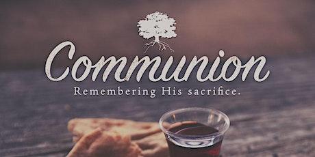 Prayer & Communion tickets