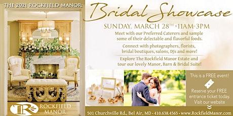 Rockfield Manor Bridal Showcase tickets