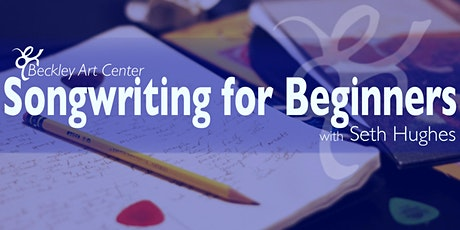 Songwriting for Beginners with Seth Hughes tickets