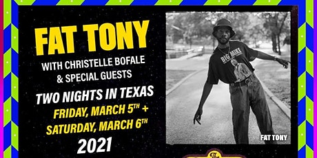Fat Tony w/ Christelle Bofale and Special Guests tickets
