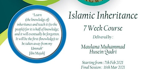 Islamic Inheritance - A Beginners Guide to Mirāth tickets