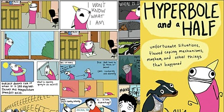 Hyperbole and a Half Graphic Novel Discussion Group tickets