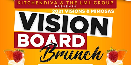 Visions and Mimosas Vision Board Brunch Event tickets