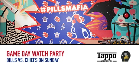 Bills vs. Chiefs Game Day Watch Party with Thin Man Brewery tickets