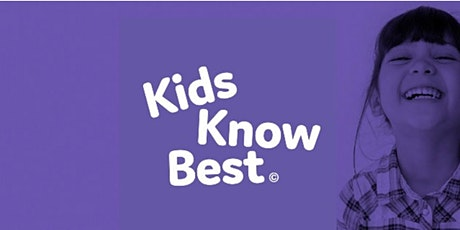 3-7 Year olds: Market Research: KidsKnowBest 26/01/2021 tickets