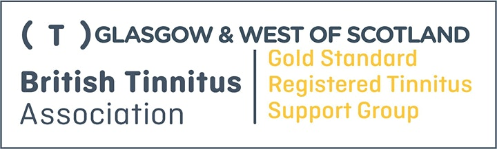 BTA – Glasgow & West of Scotland Tinnitus Support Group (02/03/2021) image