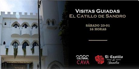 """Visita Guiada  a """"El Castillo de Sandro"""" entradas"""