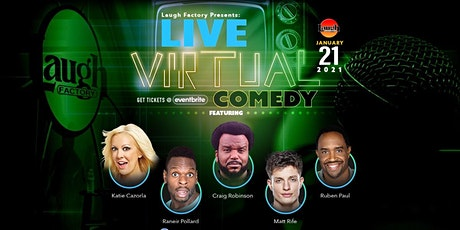 Laugh Factory's Live Comedy with Craig Robinson tickets