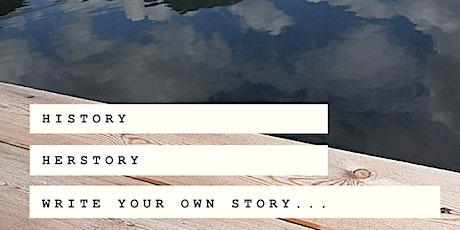 SCHREIBWORKSHOP: Write Your Own Story! (3-teilig) Tickets