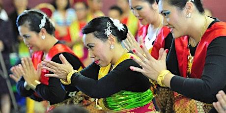 Balinese Dance Class with Modero tickets