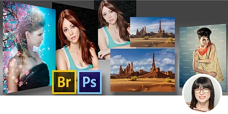 Advanced Adobe Photoshop for Photographers with Natasha Calzatti - Live Online entradas