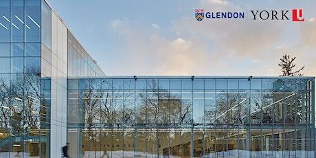 Découvrez Glendon / Discover Glendon - Abonné(e)s de NOMAD billets
